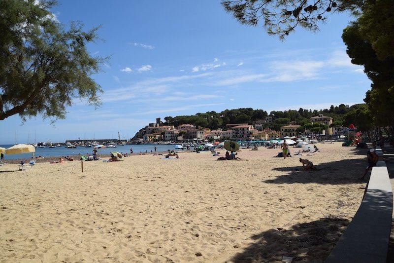 Marina di Campo Elba