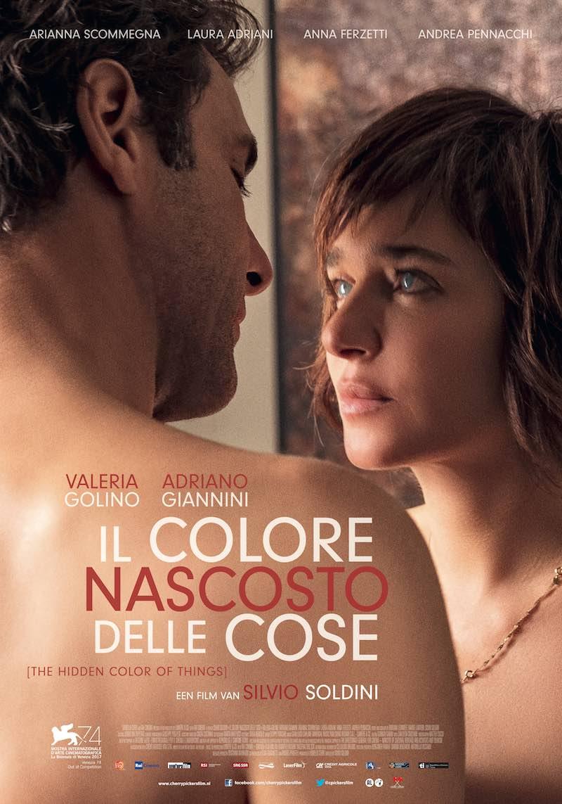Italiaanse film il colore nascosto delle cose