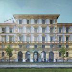 Impressie van het Student Hotel Florence