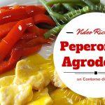 Italiaans recept - geweckte paprika's