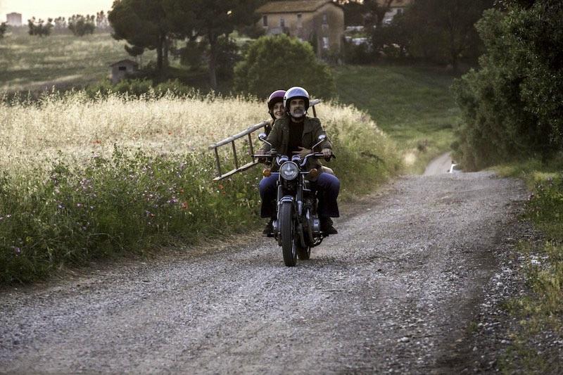 Een scène uit de film
