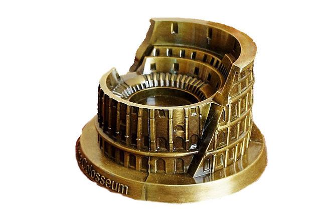 Miniatuur-colosseum