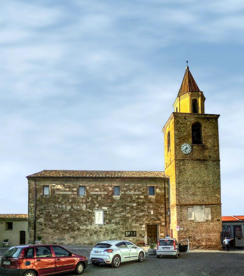 De Chiesa Santa Maria a Mare in Campomarino