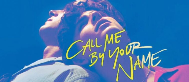 Italiaanse film Call me by your name
