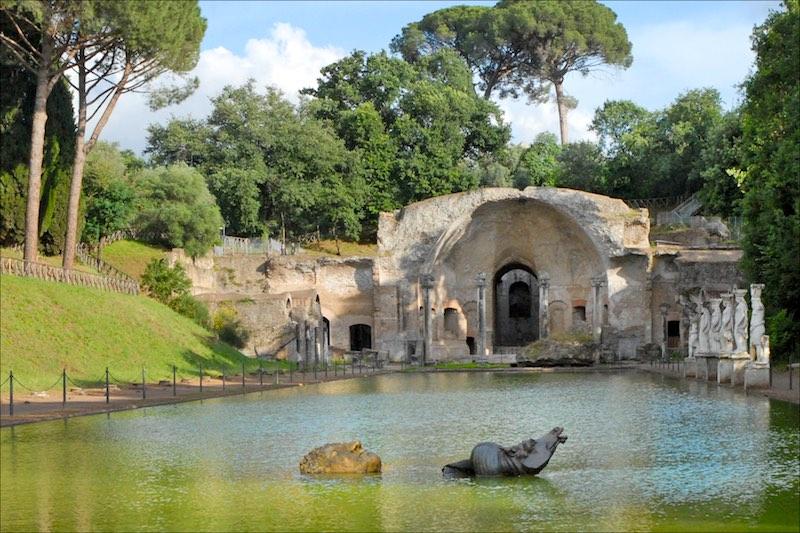 Villa Adriana in Tivoli: een van de mooiste plekken van Lazio
