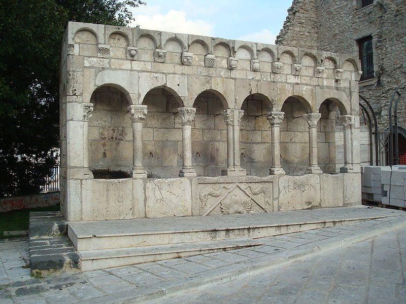 De Fontana Fraterna in Isernia