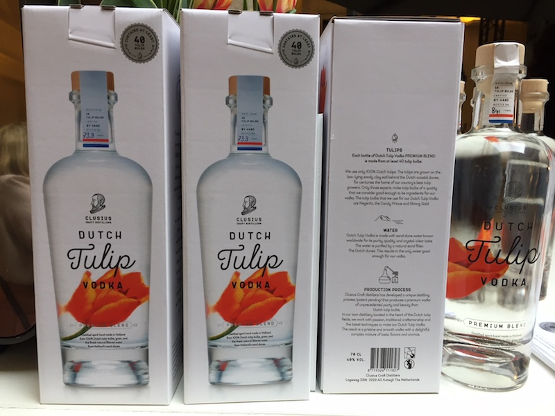 Masterly: Dutch Tulip Wodka