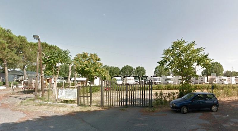 Camperplaats Area Camper Club Mira Lago
