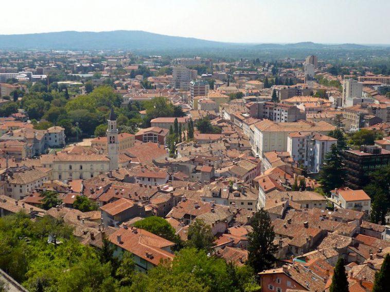 Gorizia, de stad van de 4 talen