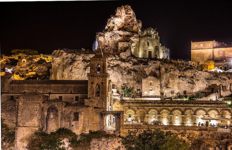 Matera: een van de oudste permanent bewoonde steden ter wereld