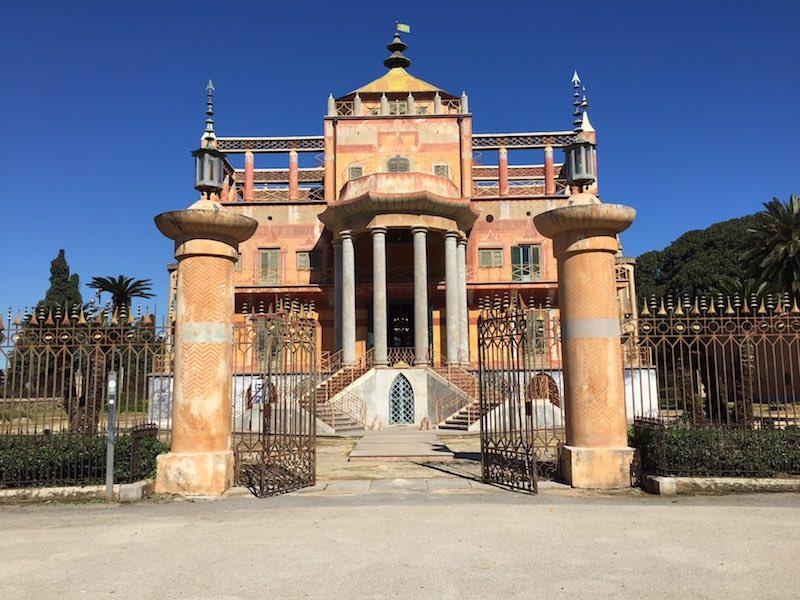 Parco La Favorita