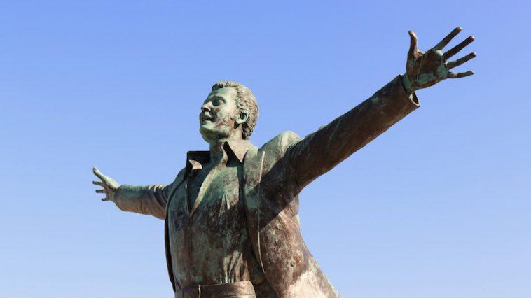 Domenico Modugno Standbeeld