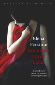 elena ferrante - kronieken van de liefde