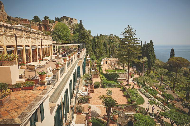 Belmond Grand Hotel Timeo, Toarmina, Sicilië