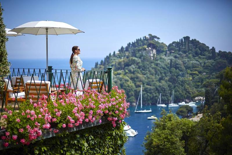 Belmond Hotel Splendido, Portofino, Bloemenrivièra