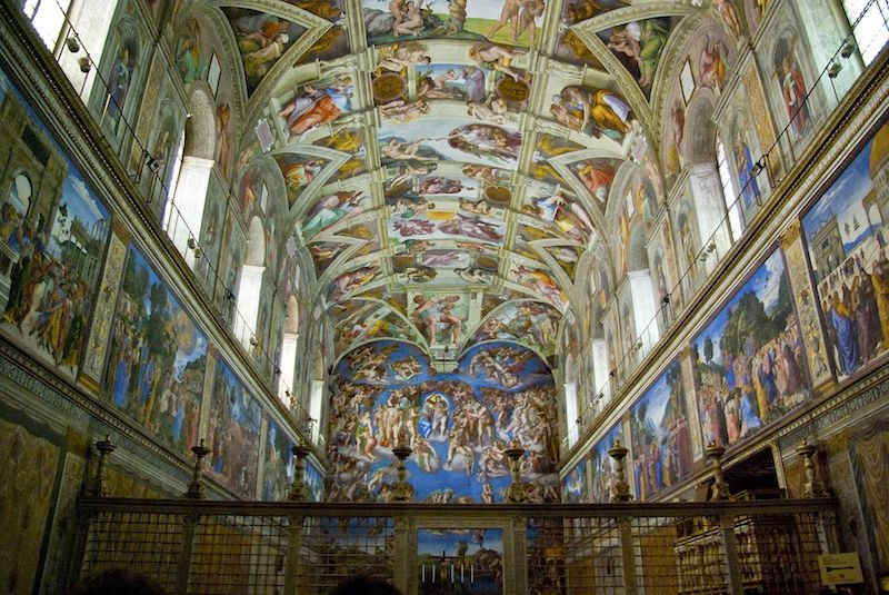 De Sixtijnse Kapel