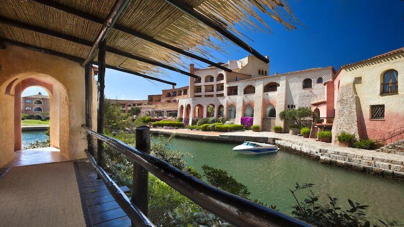 Hotel Cala di Volpe, Porto Cervo, Sardinië