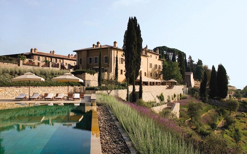 Rosewood Castiglion del Bosco, Montalcino, Toscane