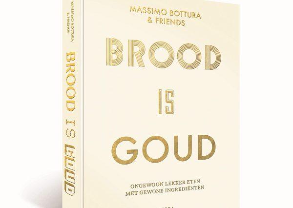 Brood is goud, het nieuwe kookboek van Massimo Bottura