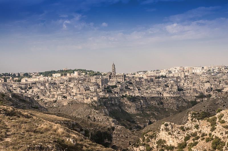Matera: een van de oudste en mooiste steden ter wereld