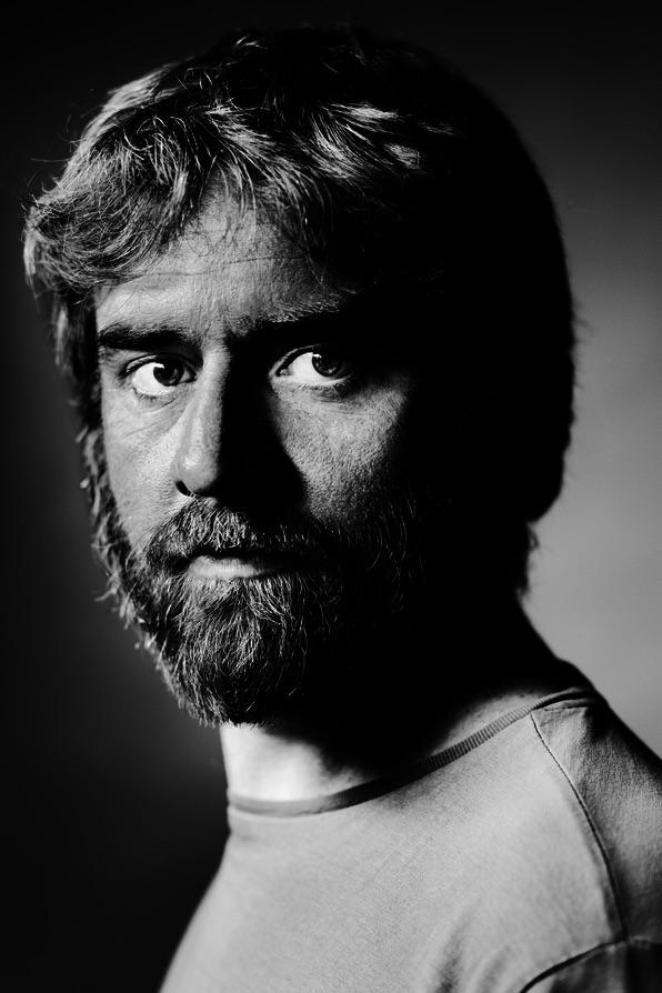 Paolo Cognetti (foto: De Bezige Bij)
