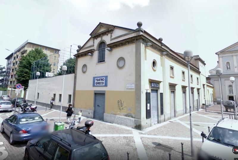 refettorio ambrosiano milaan in het oude theater