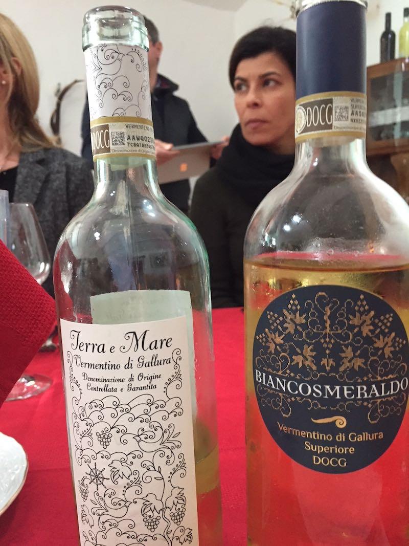 De Sardijnse wijn