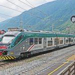 In de trein maakt Reinout Bosman zich zorgen over Italië