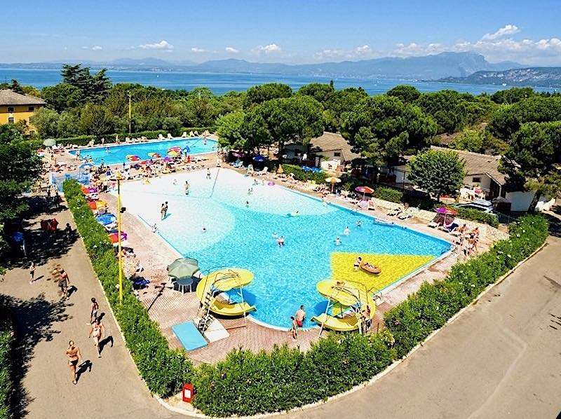 Genieten op Camping Cisano & San Vito aan het Gardameer
