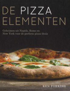 De Pizza Elementen pizzaboek
