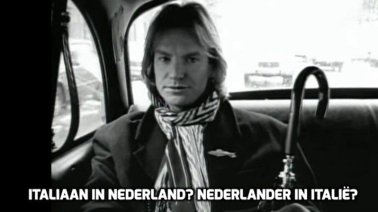 Even terug in Nederland