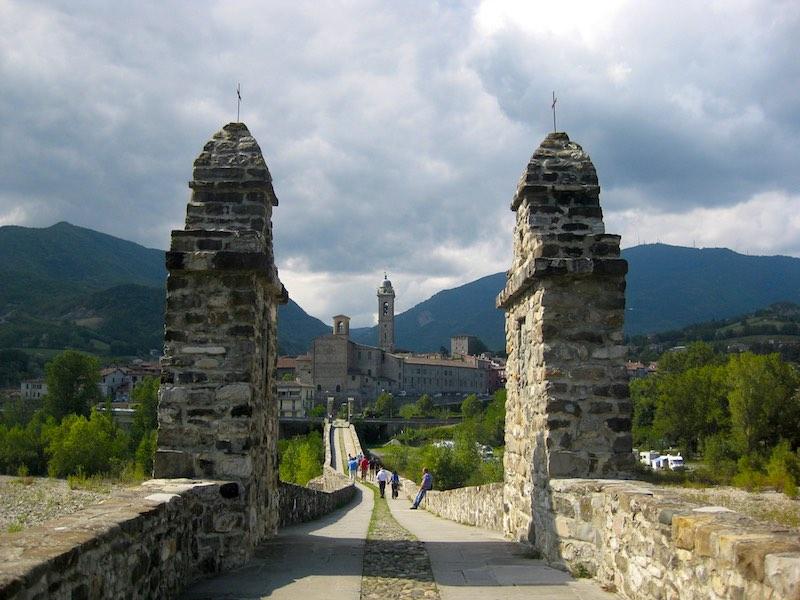 Het middeleeuwse Bobbio
