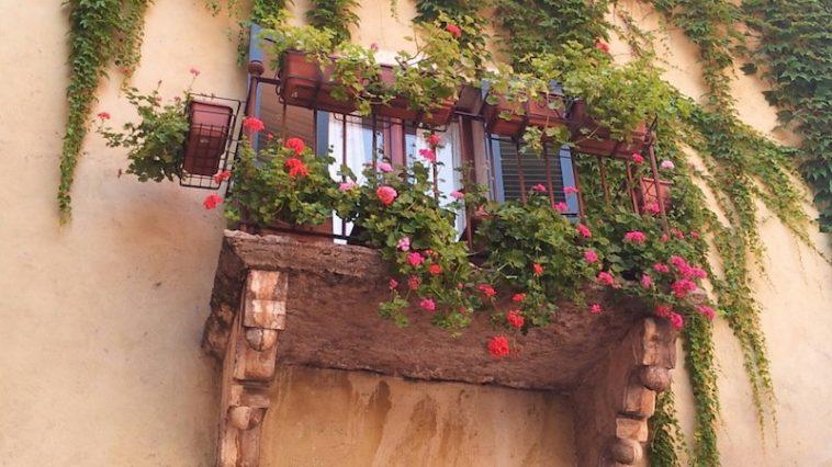 Italiaanse balkons