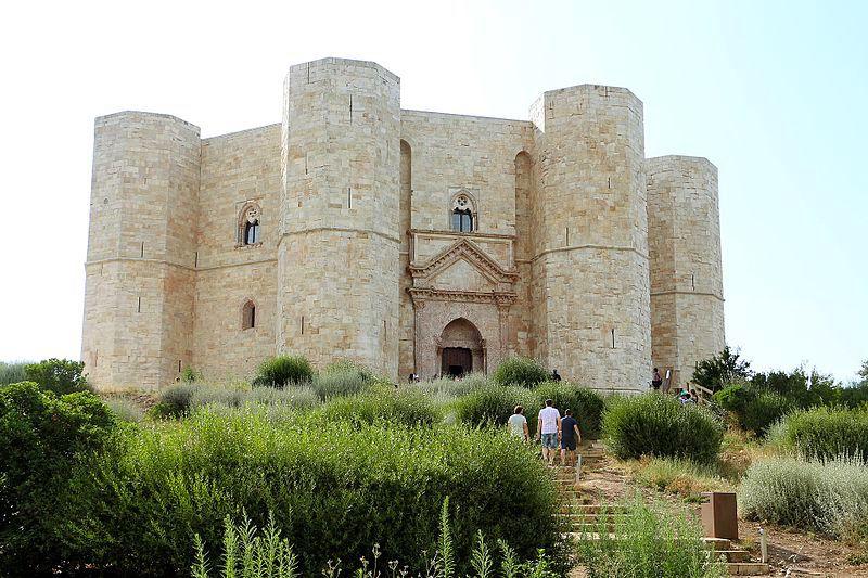 Castel del Monte in Apulië: een vreemd kasteel, maar wel mooi