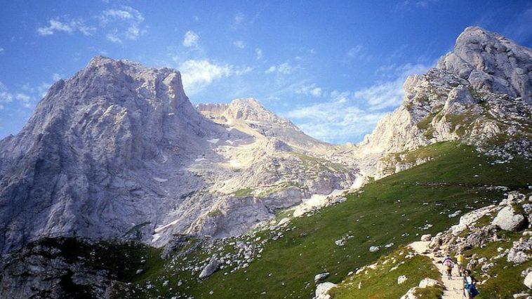 Bergmassief Gran Sasso, een van de mooiste plekken in de Apennijnen