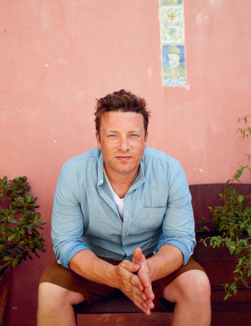 Mijn naam is Oliver. Jamie Oliver.