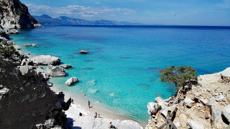 Nazomeren op Sardinië