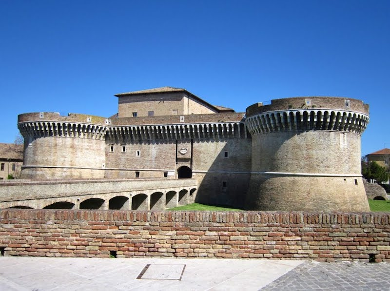 Het Rocca Roveresca