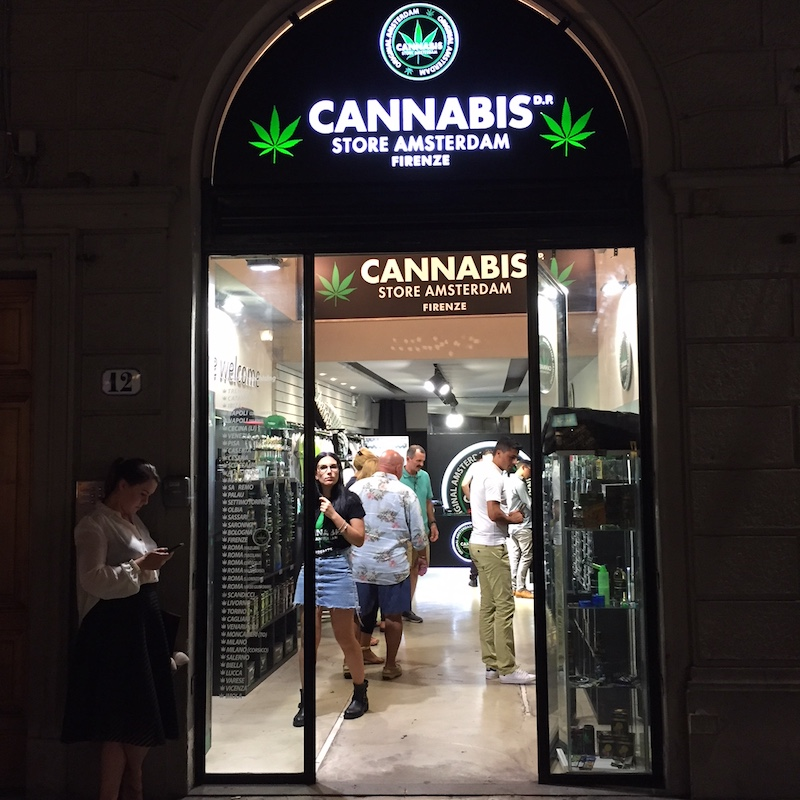 De Cannabis Store in Florence