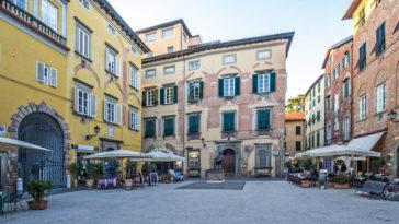 het geboortehuis van giacomo puccini
