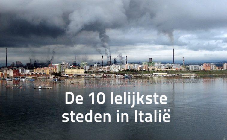 De 10 lelijkste steden in Italië