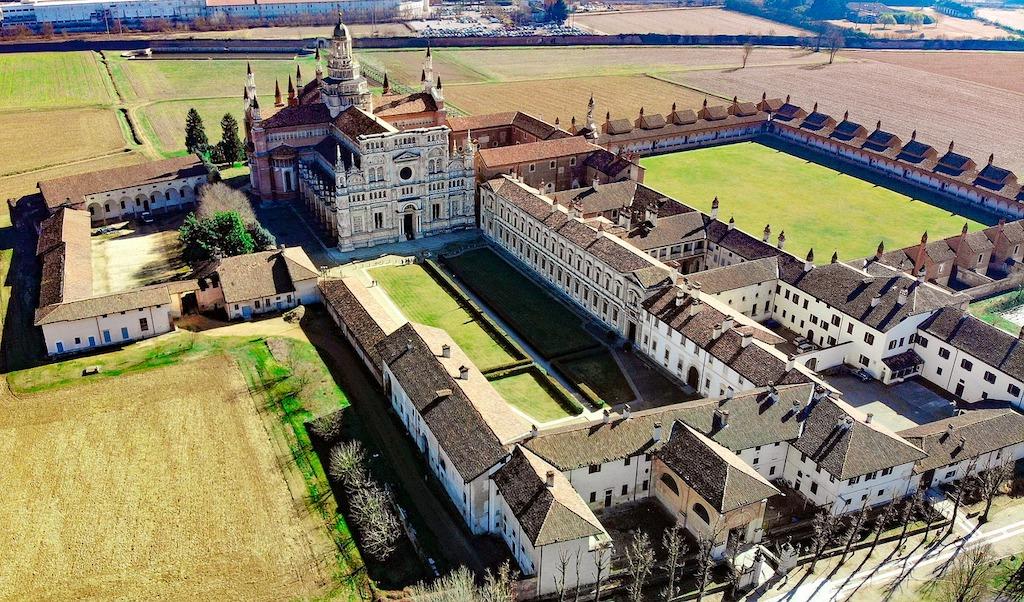 De Certosa di Pavia