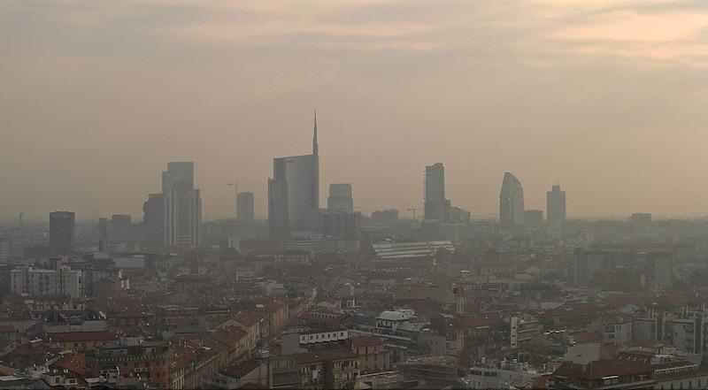 Milaan - geteisterd door smog en corruptie