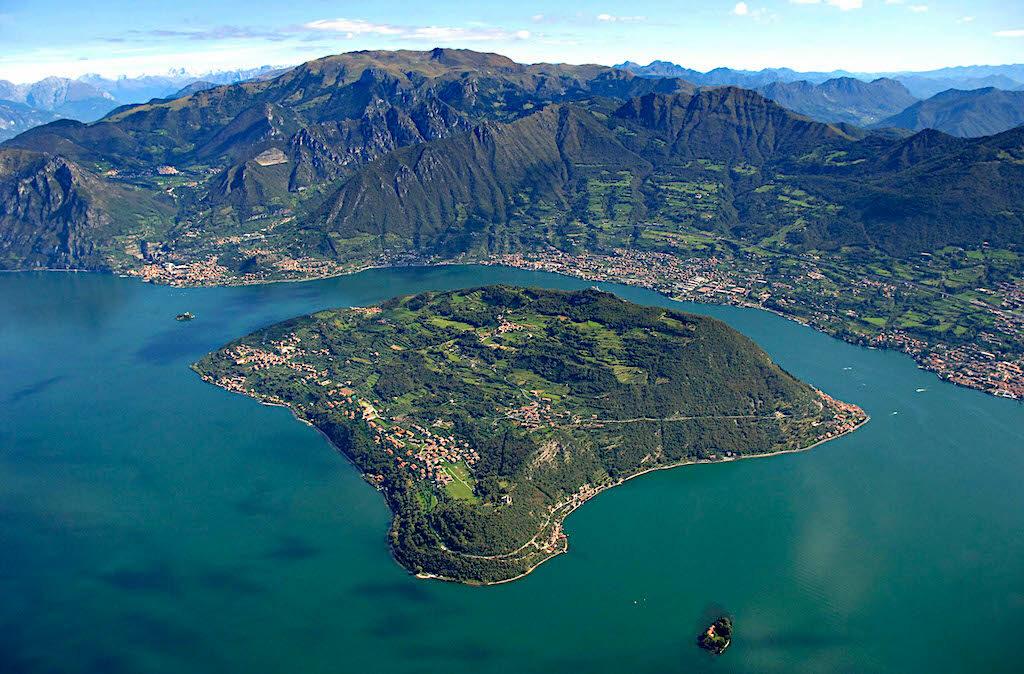 Monte Isola Iseomeer