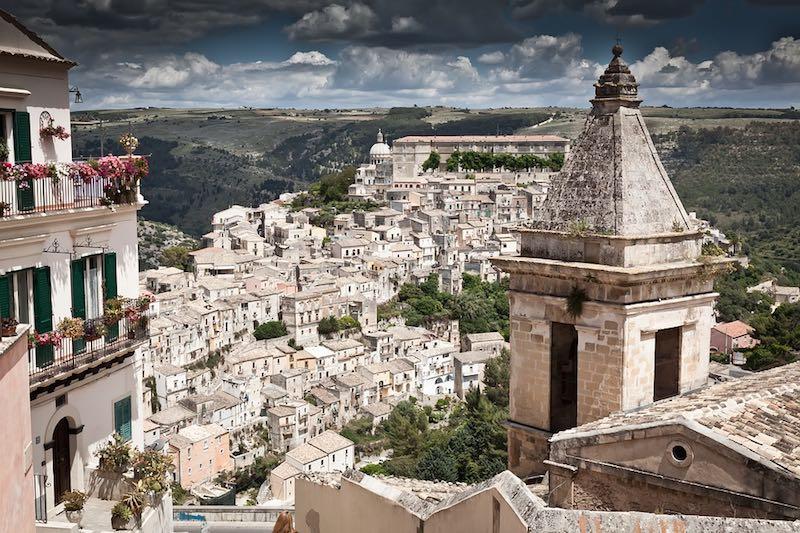 Ragusa op Sicilië