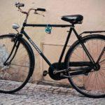 Roestende fietsen in Italië