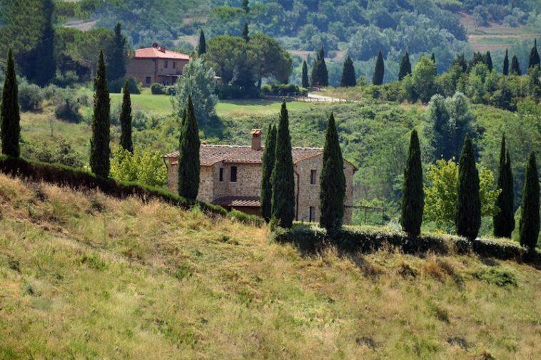 Tweede huis in Toscane?