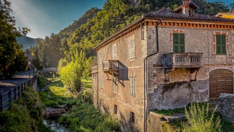 Piëmont is verkozen door beste regio 2019 van Lonely Planet