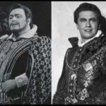 Pavarotti en Di Stefano