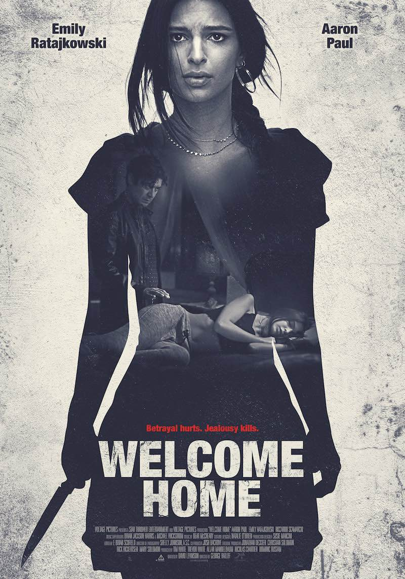 Filmposter Welcome Home